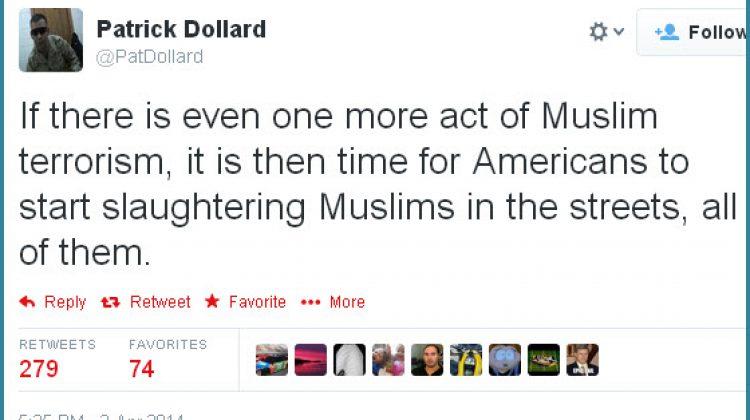 Breitbart Reporter Calls For Murder Of All Muslims