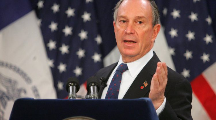 Bloomberg Launching New Gun Safety Group