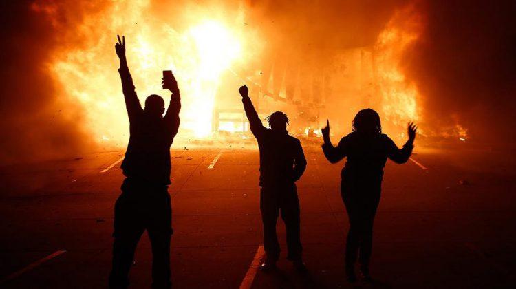 As Ferguson Burns, A Little Perspective
