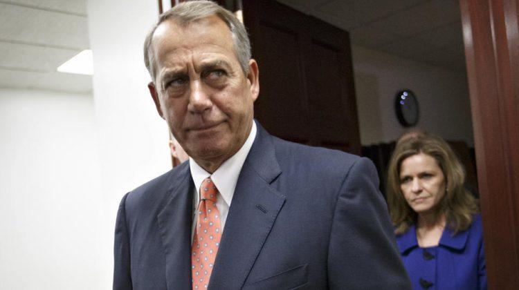The Plot To Poison Boehner