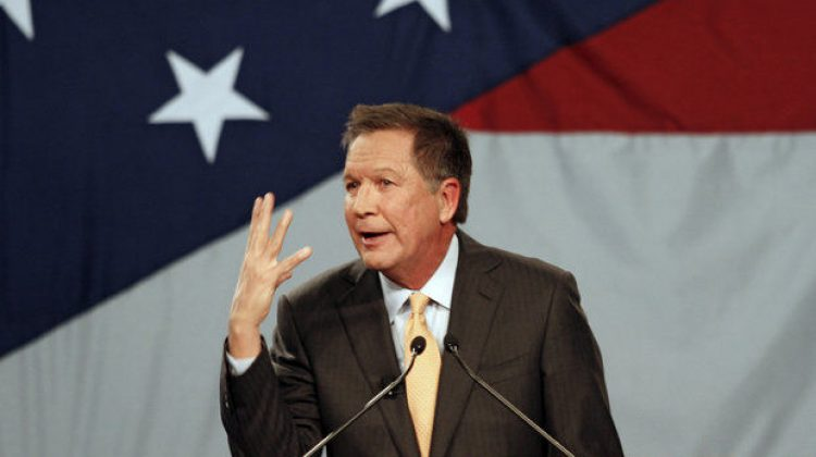 In His Own Words, John Kasich Disparages The Troops