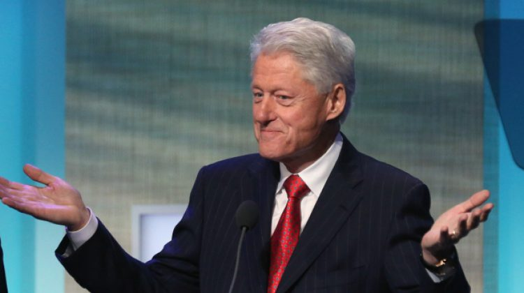 Bill Clinton Likens Sanders Supporters To The Tea Party