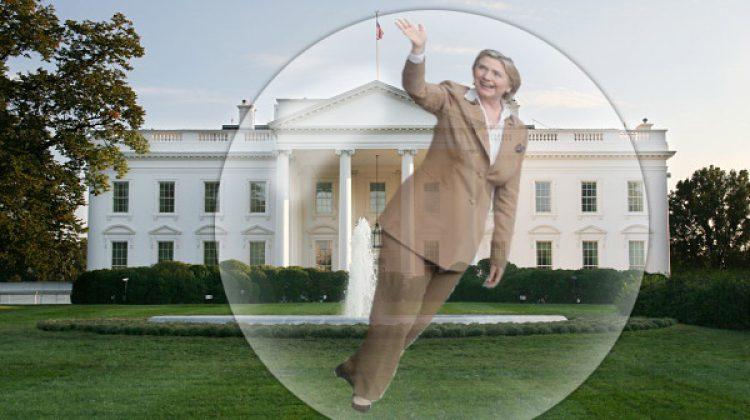 Hillary Clinton's Political Bubble Problem