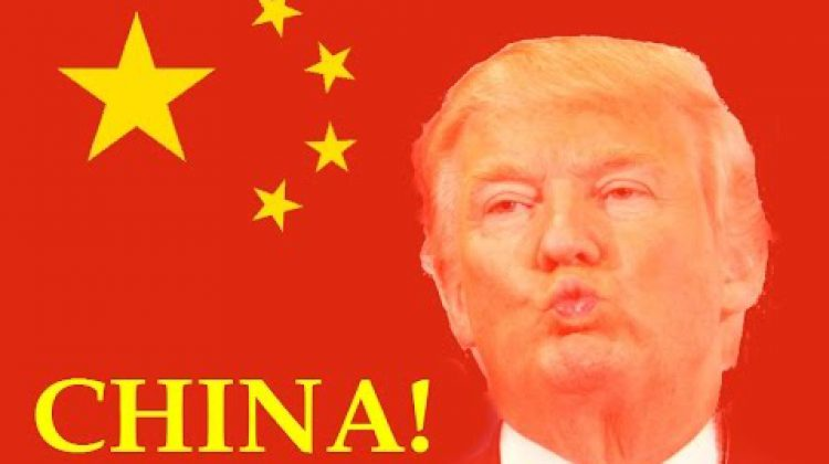 Trump Really Hates China, Except When He Really Loves Them
